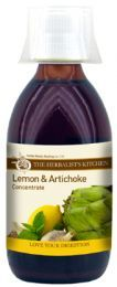 HHH Lemon & Artichoke Liver Rescue Concentrace 250ml