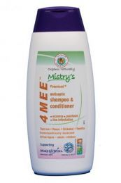 Mistry's 4MEE shampoo & conditioner