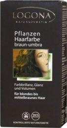 Logona Haarverf Bruin-Umbra