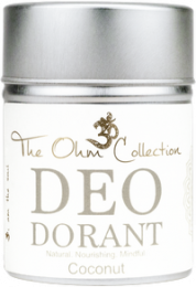 The Ohm Collection DEOdorant-Coconut