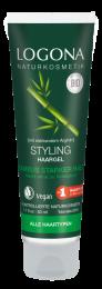 Logona Haargel Style & Shine Bamboe