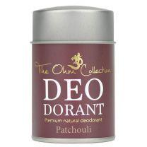 Ohm DEOdorant Patchouli 50 gram
