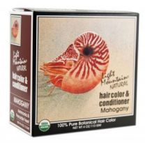 Light Mountain Natural Color & Conditioner Mahogany