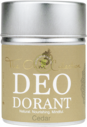 The Ohm Collection DEOdorant -Cedar