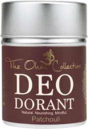 The Ohm Collection DEOdorant -Patchouli