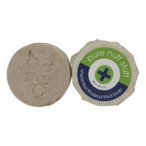 PNS Unscented Rhassoul Mud Soap 80% Olive Oil
