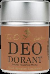 The Ohm Collection DEOdorant -Royal Hawaiian Sandalwood