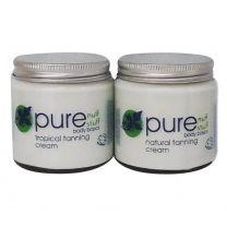 PNS Tropical Tanning Cream Unscented medium-dark