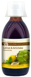 HHH Lemon & Artichoke Liver Rescue Concentrace 250ml