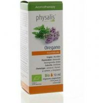 Physalis Oregano Olie