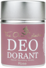 The Ohm Collection DEOdorant -Rose