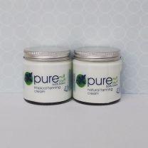 PNS Natural Tanning Cream Unscented Medium-Dark