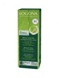 Logona MINERAL CLAY PRE-TREATMENT (voorbehandeling)